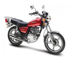 vendo moto suzuki GN125H