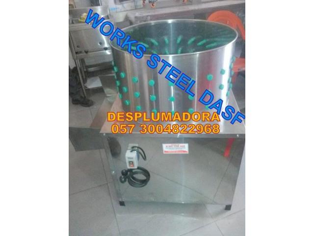 PELADORA DE POLLOS Y GALLINAS - 1/1