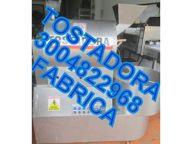 TOSTADORA DE INDUSTRIAL - 1/1