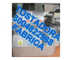 TOSTADORA DE INDUSTRIAL