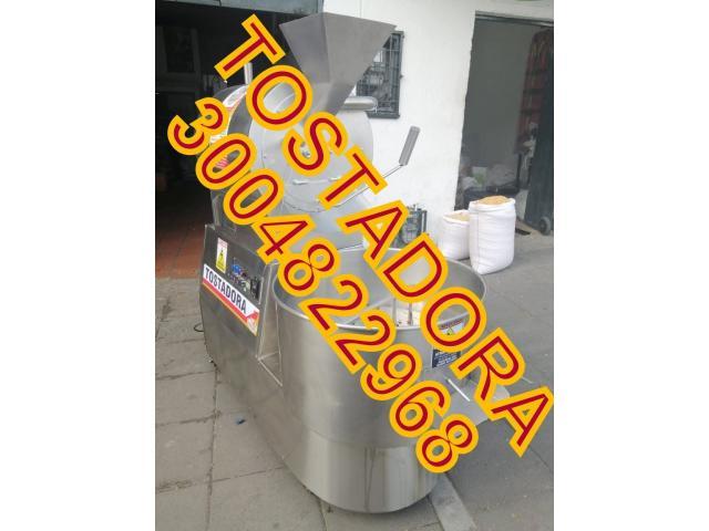 TOSTADORA PARA CACAO - 1/1