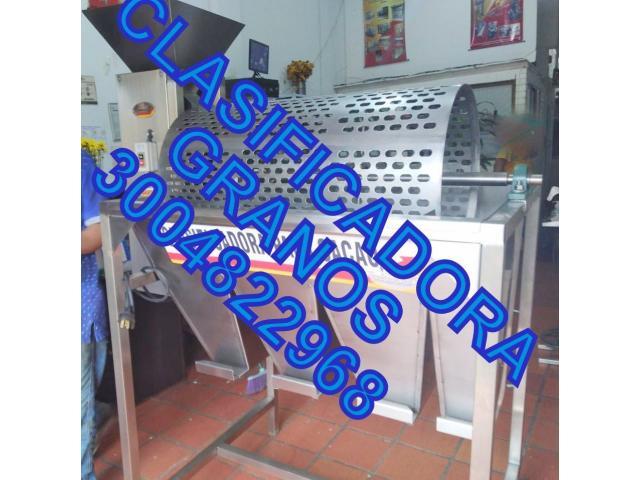 CLASIFICADORA PARA GRANOS - 1/1