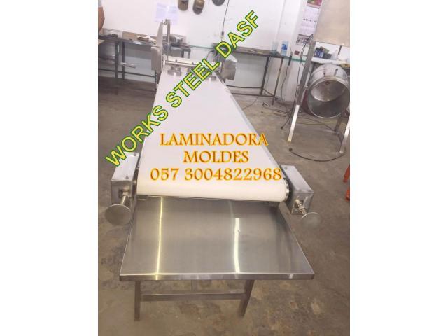 LAMINADORA DE MASAS - 2/2