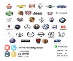 Compro Vehiculos Estrellados, Chocados, Para reparar, Pago efectivo, y D contado