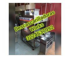 DESCASCARILLADORA TRILLADORA PARTIDORA DE CACAO (DESCASCARILLADORA)