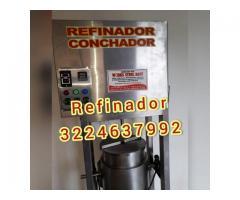 MOLINO - CONCHADORA - REFINADOR - ATEMPERADOR - REFINADOR REF NOCOFI