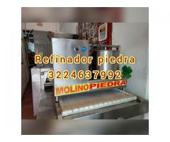 MOLINO REFINADOR CONCHADOR DE CACAO O CHOCOLATE
