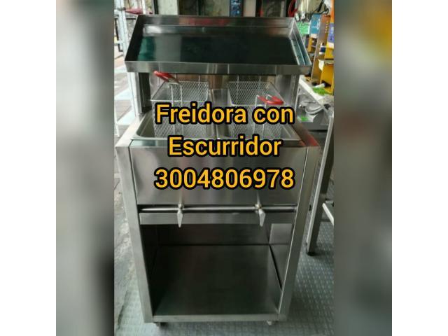 FREIDOR DE BUÑUELOS - 1/1