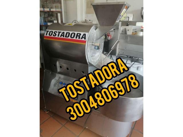 TOSTADORA CACAO EN ACERO - 2/3