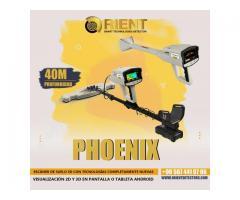 Phoenix Mejor Escáner de Tierra para Buscadores