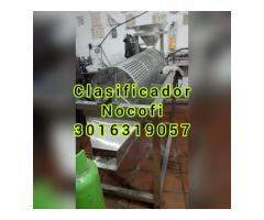 clasificadora para granos de cacao y cafe ( CLASIFICADORA DE GRANOS )