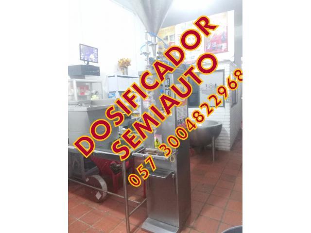 DOSIFICADOR DE PARA JUGOS, MARMITA, DESPULPADORA DE FRUTAS - 1/1