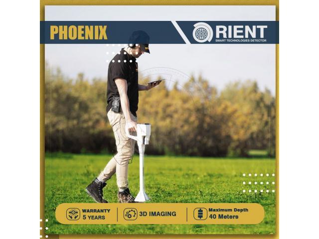 Escáner de tierra Phoenix para profesionales - 1/3