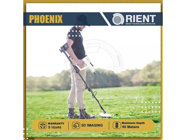 Escáner de tierra Phoenix para profesionales - 2/3