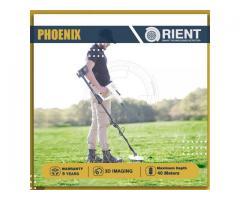 Escáner de tierra Phoenix para profesionales