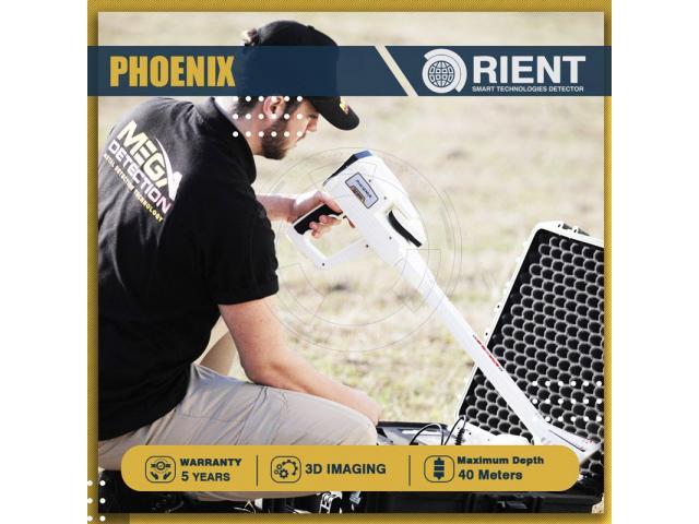 Escáner de tierra Phoenix para profesionales - 3/3