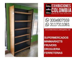 Mueble premium para exhibición de licores