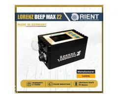 Detector de metales Lorenz Deep Max Z2