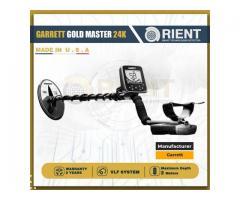 Detector de oro natural Garrett Gold Master 24K