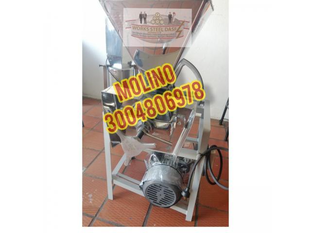 molino de discos para cacao - 2/2
