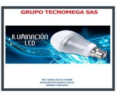 Venta Instalacion y Mantenimiento de iluminacion led BOGOTÁ