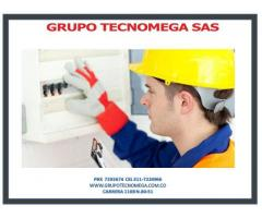 Venta Instalacion y Mantenimiento de redes eléctricas BOGOTÁ