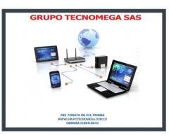 Venta Instalacion y Mantenimiento de redes inalámbricas BOGOTÁ