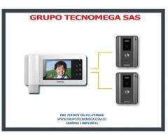 Venta Instalación y Mantenimiento de video porteros BOGOTÁ