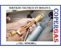 Reparaciones de Gas. tel 4794380
