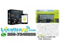 GPS + ALARMA LOCALIZAYA
