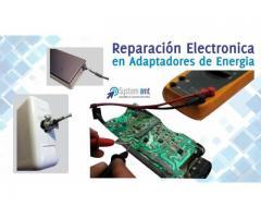 Reparación de Adaptadores de Energía