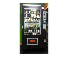 Máquina Vending dispensadora de alimentos AMS 39 combi