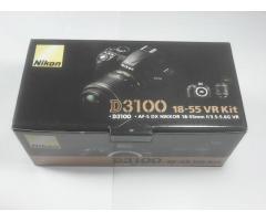 *Kit - Cámara Digital Reflex Nikon D3100 + Accesorios + Lente 55-200 mm*