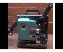 Proyector Bell & Howell películas 16 mm