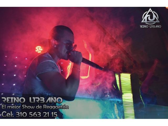Grupos Y Cantantes De Reggaeton Bogota - Hora loca Bogota - 1/6
