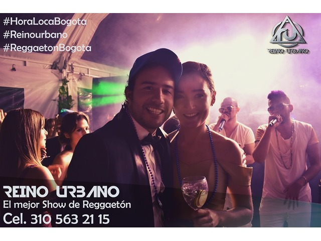 Grupos Y Cantantes De Reggaeton Bogota - Hora loca Bogota - 3/6