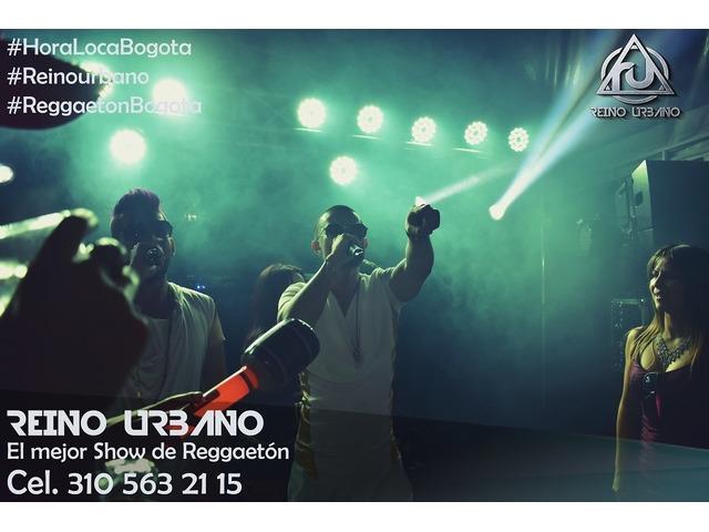 Grupos Y Cantantes De Reggaeton Bogota - Hora loca Bogota - 5/6