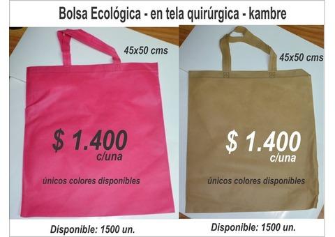 86c6b7442 Bolsa Ecológica Publicitaria en Bogotá, Distrito Capital de Bogotá, Colombia