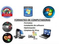arreglo de computadores