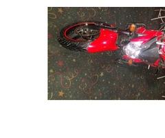 Vendo moto yamaha fz 2.0 2016