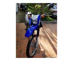 Yamaha Xtz250, Azul, 2015