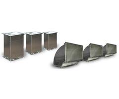 Fabricación e instalación Ductos de Aire