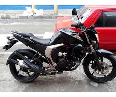 Vendo Moto Yamaha Fz 2.0 modelo 2016