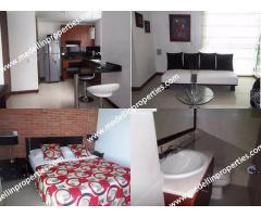 Alquiler de Apartamentos Por Días en Medellín Código: 4003