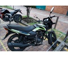Moto TVS 100 cc Modelo 2016 poco Kilometraje