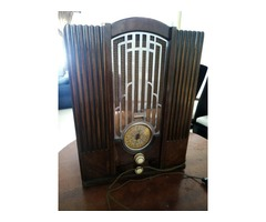 Radio de tubos