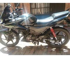 MOTO HONDA CBF 125, MOD 2015