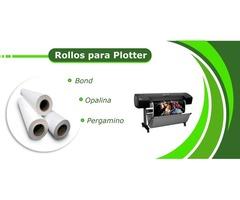 ROLLOS BOND PLOTTER