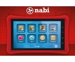 Tablet Nabi, Con Doble Sistema Operativo, Wifi