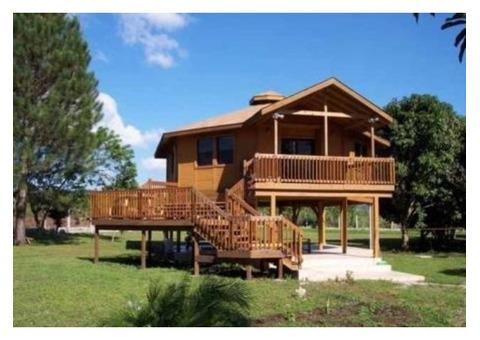 Casas o chalets modulares en madera en cali valle del cauca colombia - Casas de madera modulares ...